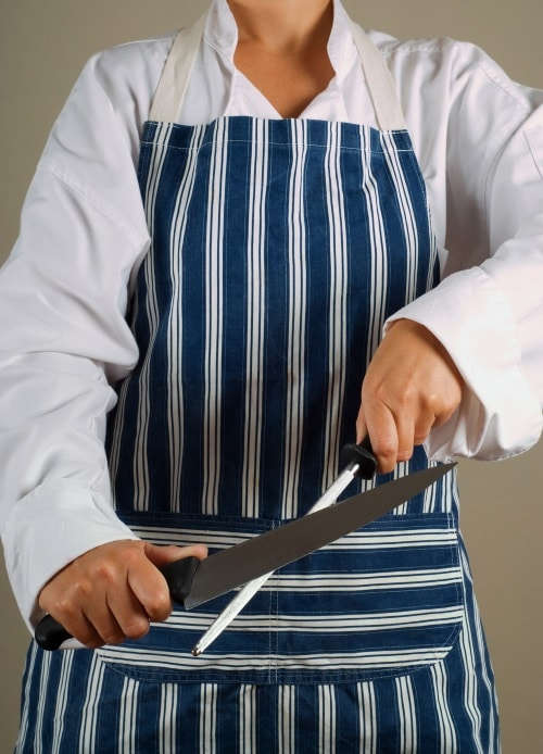 Den slöa kniven som ny