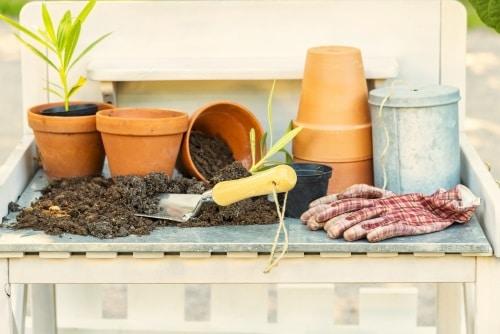 Flera användningsområden än plantering