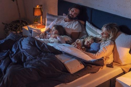 Testpanel testar madrassens komfort och design.