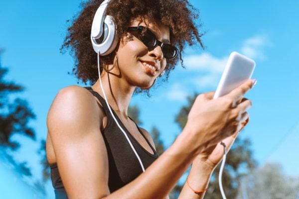 Träningsmusik - spellistor på Spotify