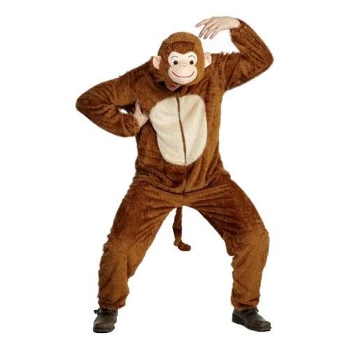 Att klä ut sig till apa