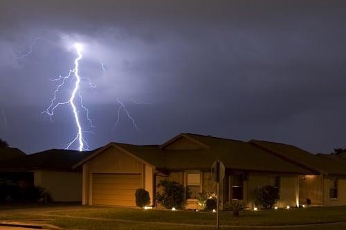 Så kan du skydda ditt hem mot åska