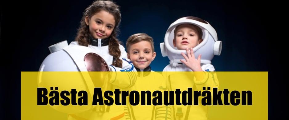 Bäst Astronautdräkt