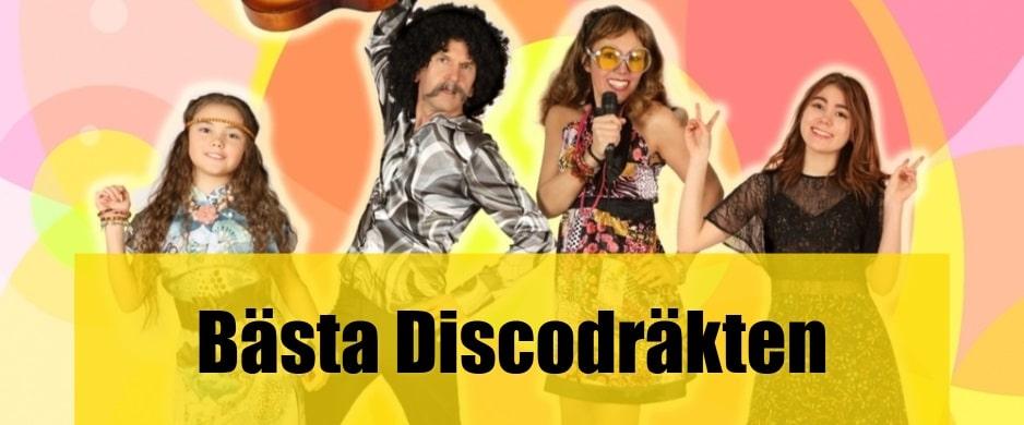 Bäst Discodräkt