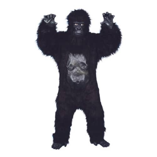 Hitta rätt gorilladräkt