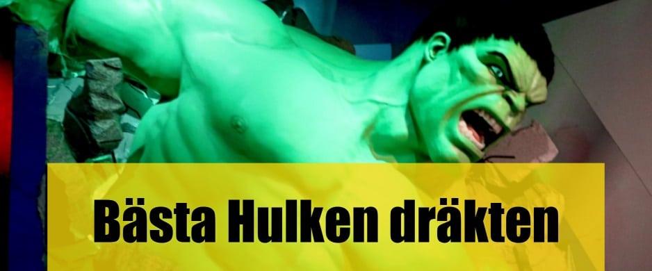 Bäst Hulken dräkt