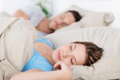 Med en madrass med memoryskum sover du lugnt