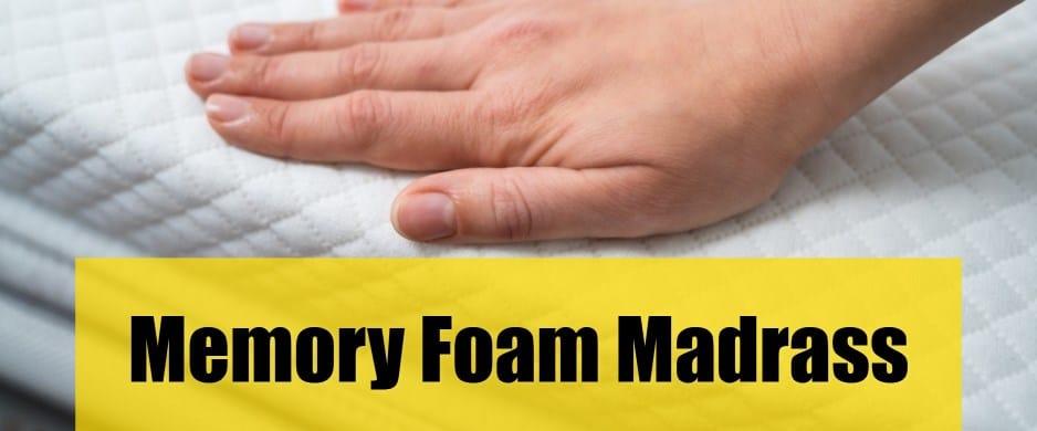 Memory Foam madrass
