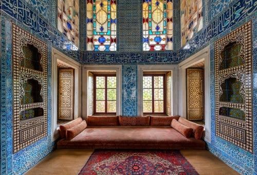Skapa vackra rum med hjälp av mosaikplattor.