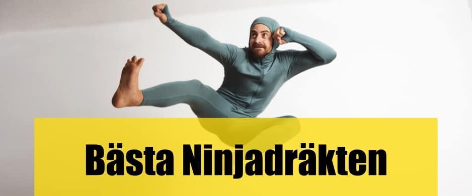 Bäst Ninjadräkt
