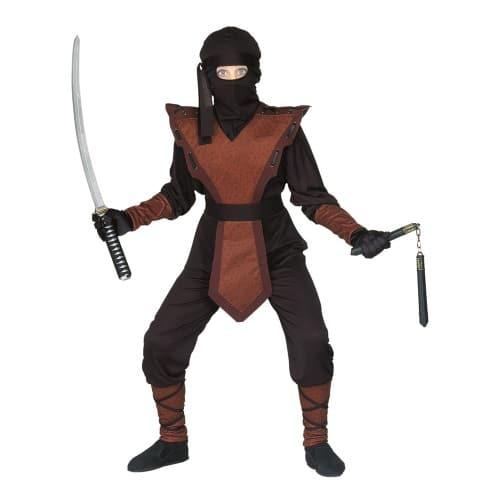 Ninjadräkt för barn