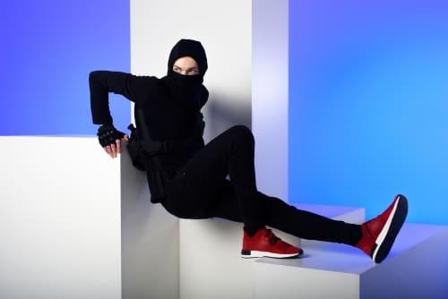Klä ut dig till en Ninja