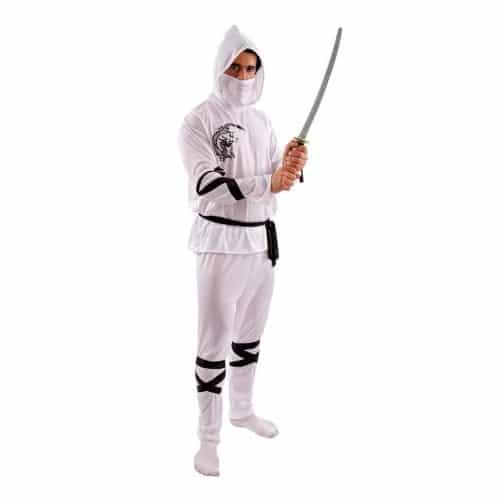 Ninjadräkt för vuxna