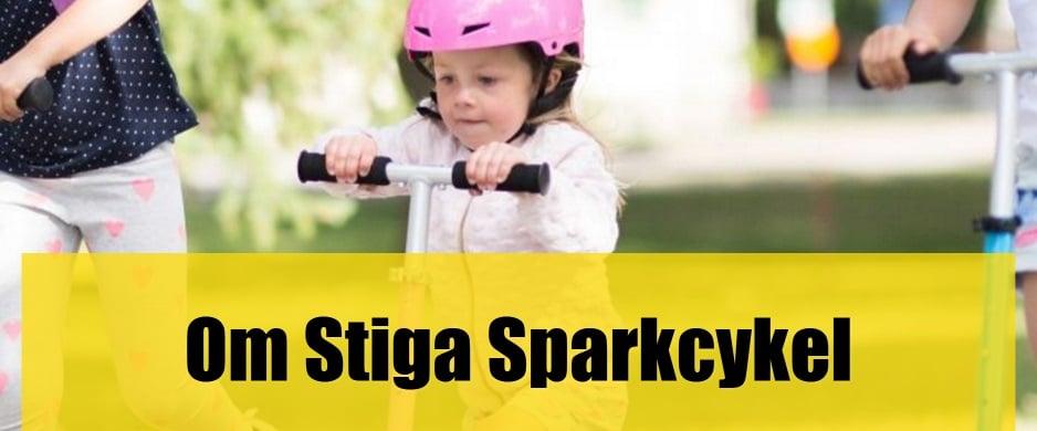 Om Stiga Sparkcykel