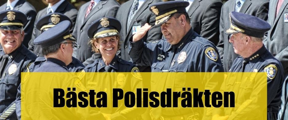 Bäst Polisdräkt