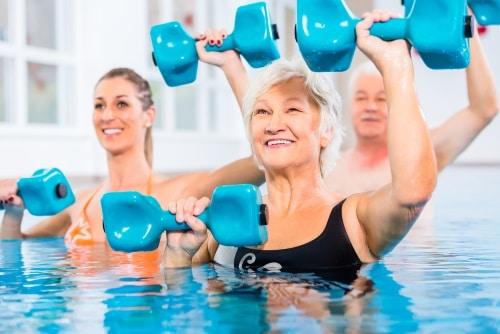 Vattengymnastik - En träningsform för alla