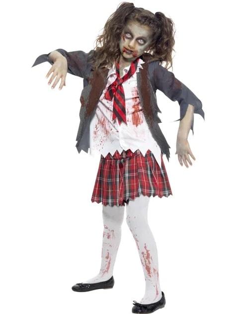 Zombiedräkter för barn