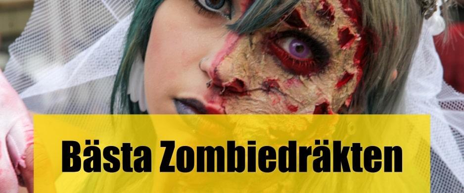 Bäst Zombiedräkt
