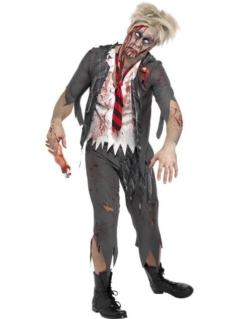 Zombiedräkter för vuxna