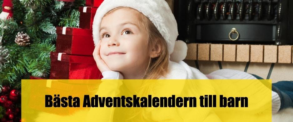 Adventskalender för barn