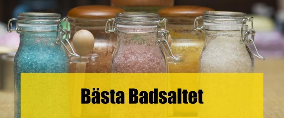 Bäst Badsalt