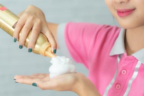 balsamspray med inbyggt UV-skydd