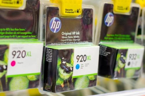 Köp bläckpatroner till din hp-skrivare online.
