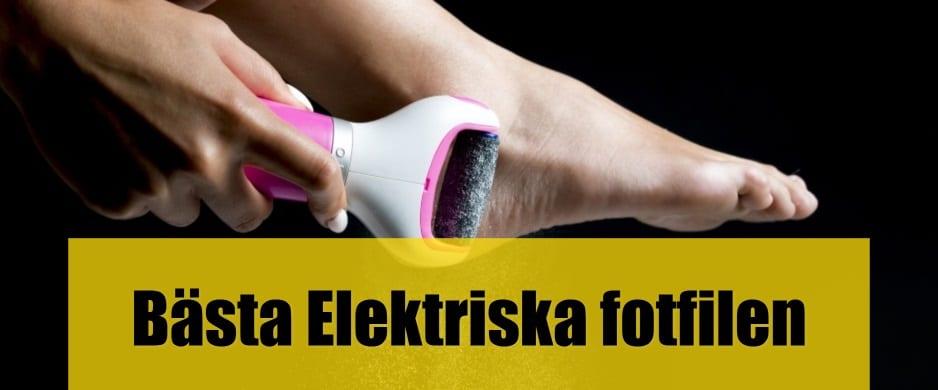 Bäst Elektrisk fotfil
