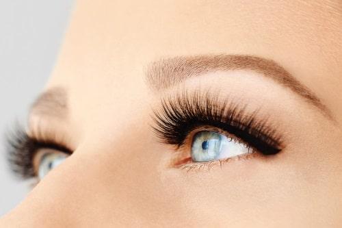 Näring till dina ögonfransar