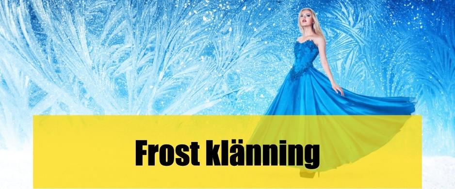 Bäst Frost klänning