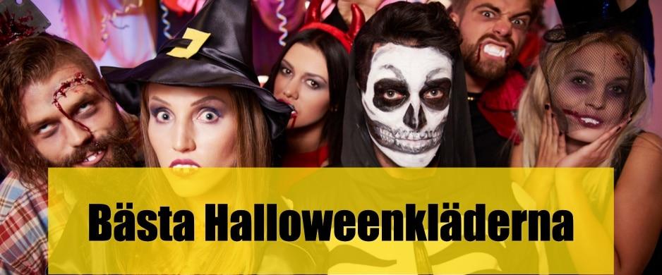 Bäst Halloween kläder