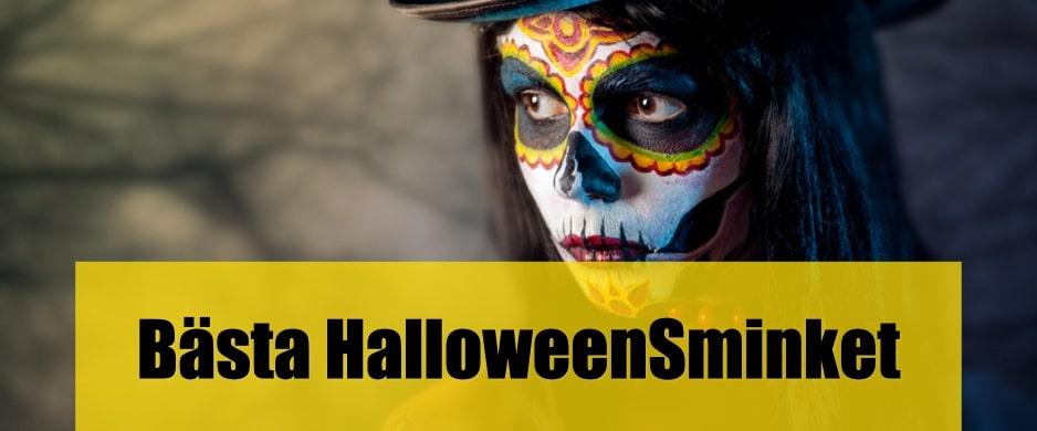 Bäst Halloween smink