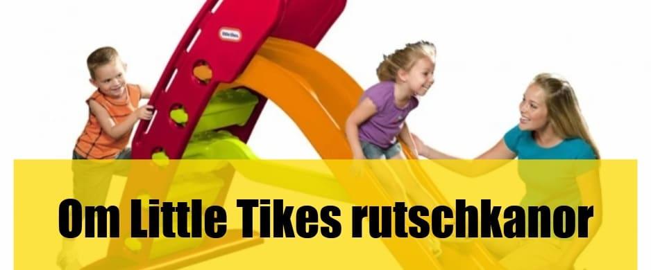 Bäst Little Tikes Rutschkana