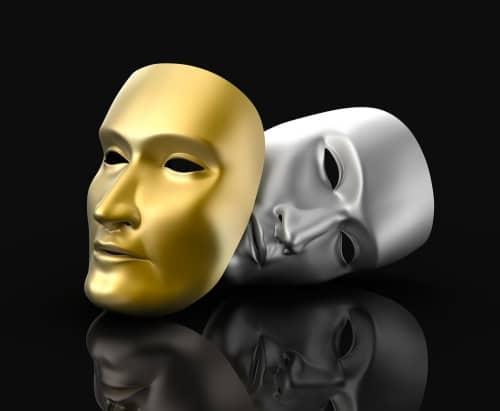 Köp en mask till maskeraden.
