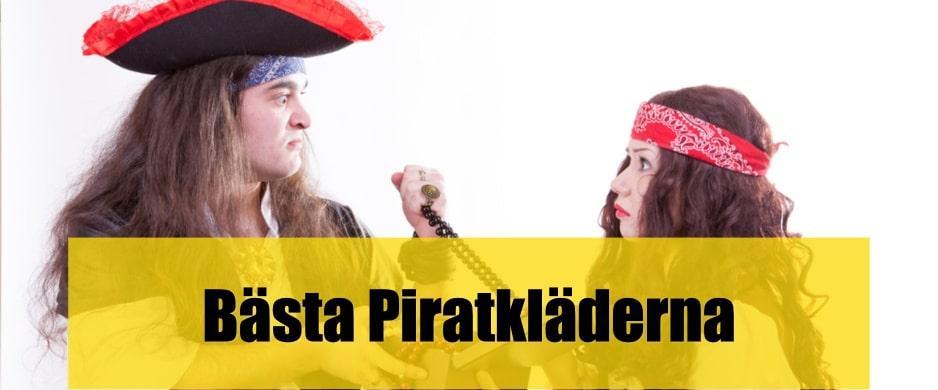 Bäst Piratkläder