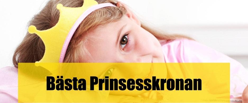 Bäst Prinsesskrona