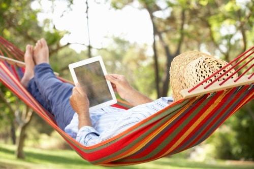 Glöm aldrig att vila och återhämtning också måste vara ett givet inslag i din vardagsrutin.