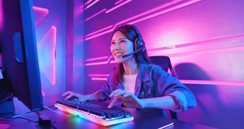 Då behöver en mikrofon vid gaming