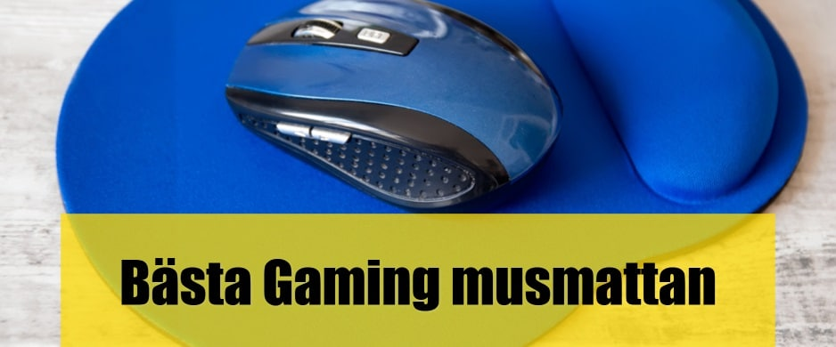 Bäst Gaming musmatta