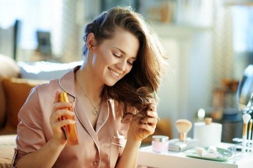 Anledningar till att använda hårolja