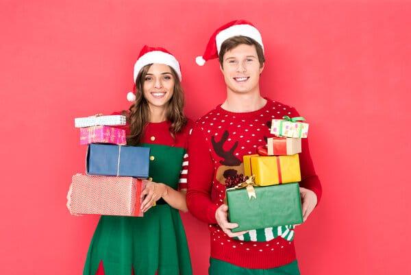 Jultröjan för hemmamys