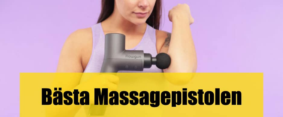 Bäst Massagepistol