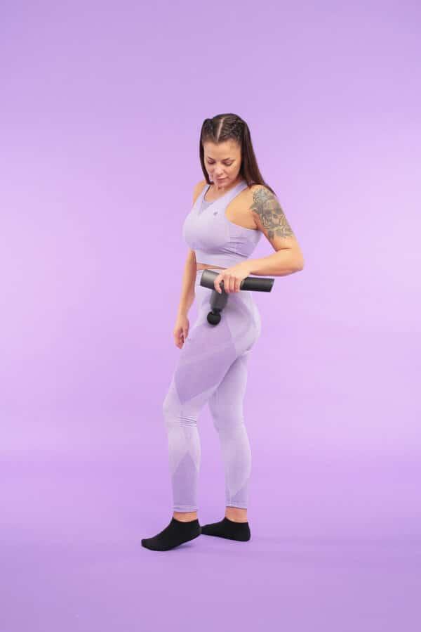 För- och nackdelar med massagepistol