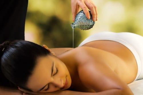bra massageoljor som bidrar till bättre återhämtning och ökad avslappning.