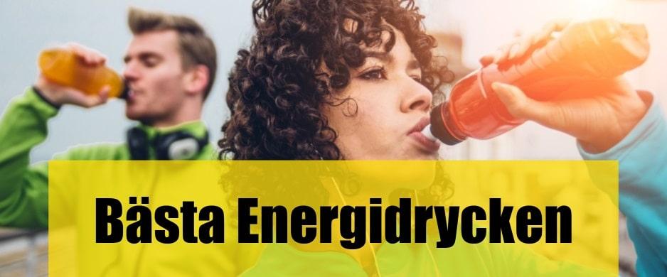 Bäst energidryck