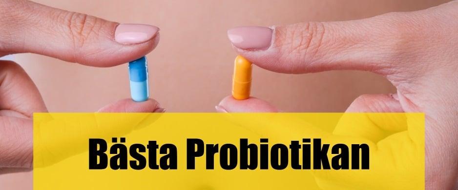 Bäst Probiotika