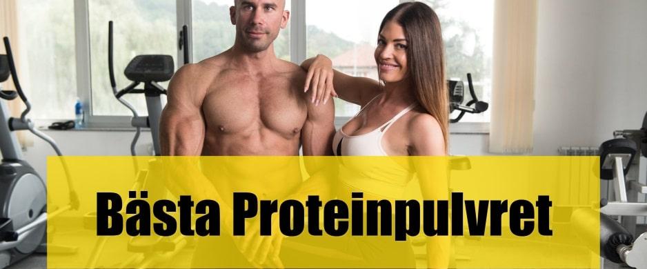 Bäst proteinpulver
