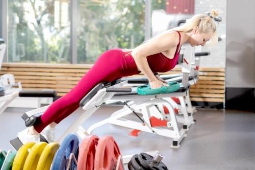 Olika ryggtränare för olika delar av ryggen