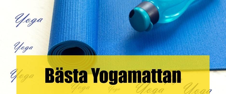 Bäst yogamatta