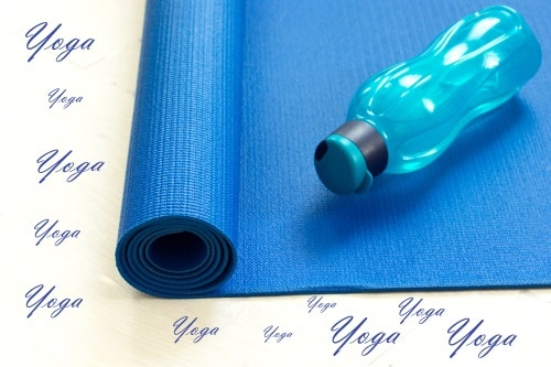 Att tänka på när du ska köpa yogamatta